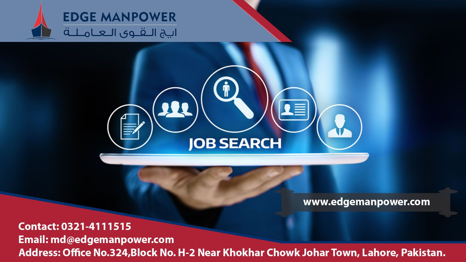 Overseas employment agency in pakistan recruitment
