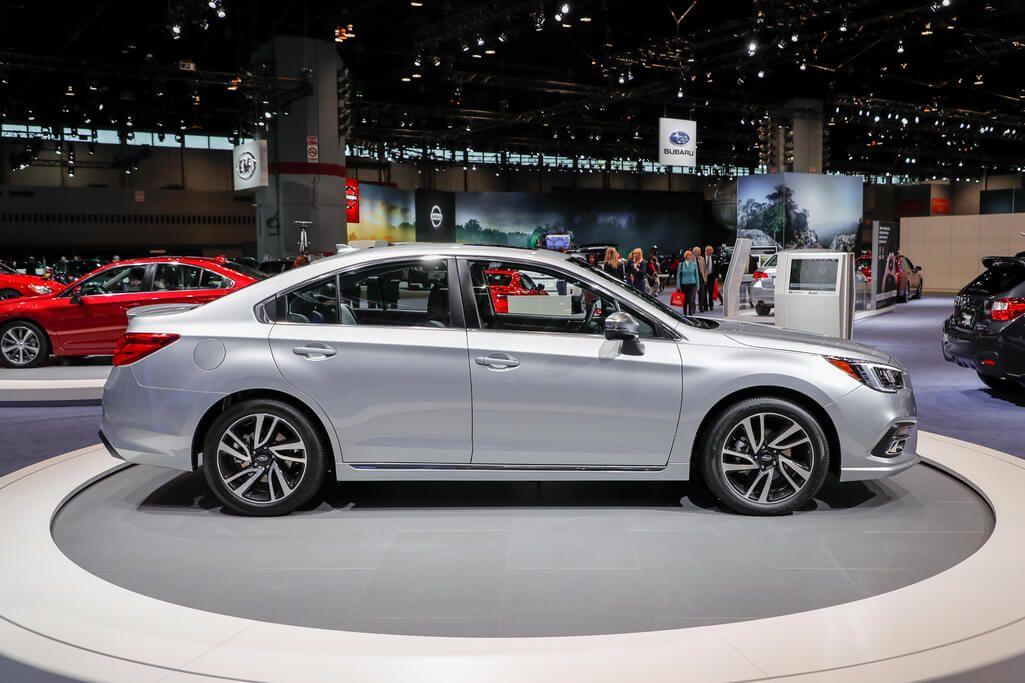 2019 Subaru Legacy Turbo Gt | Car Gallery