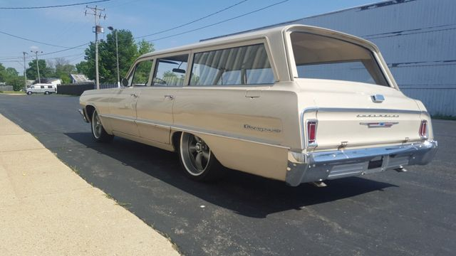 1964 Chevrolet Biscayne Station For Sale Station Wagon