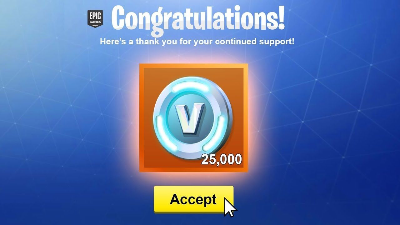Are you so desperate to gain some free v bucks codes all
