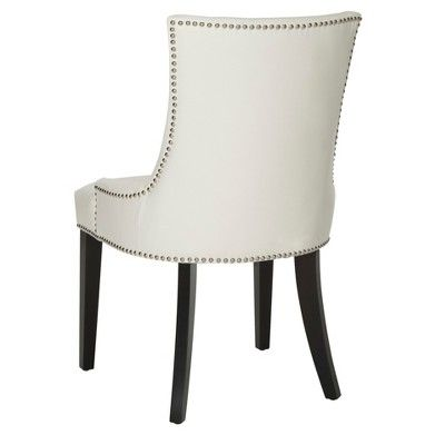 Set Of 2 Lester Dining Chair Off White Safavieh Dining Chairs