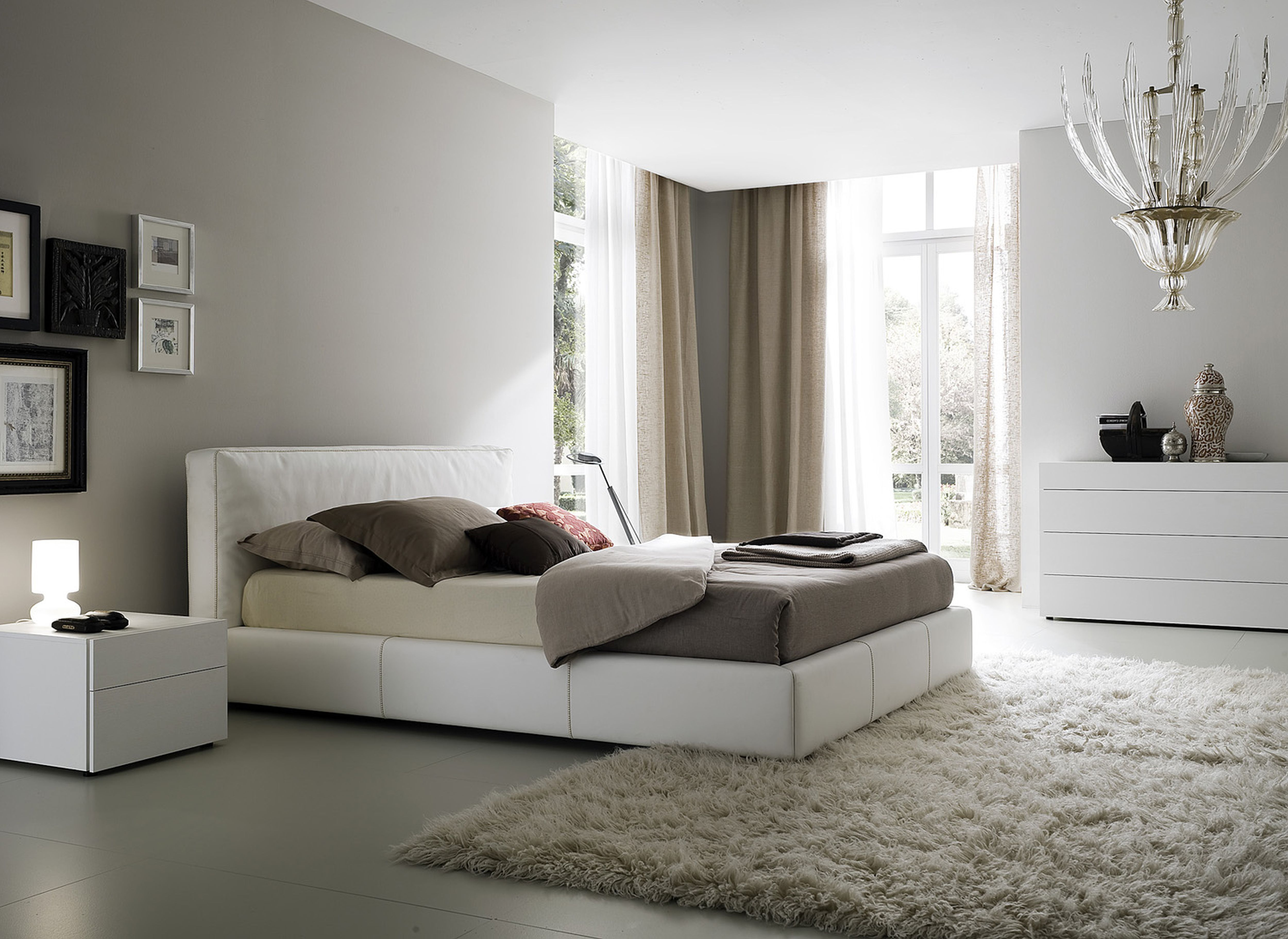 outstanding design ideas cozy modern bedroom rug curtain on modern cozy bedroom decorating ideas id=86735
