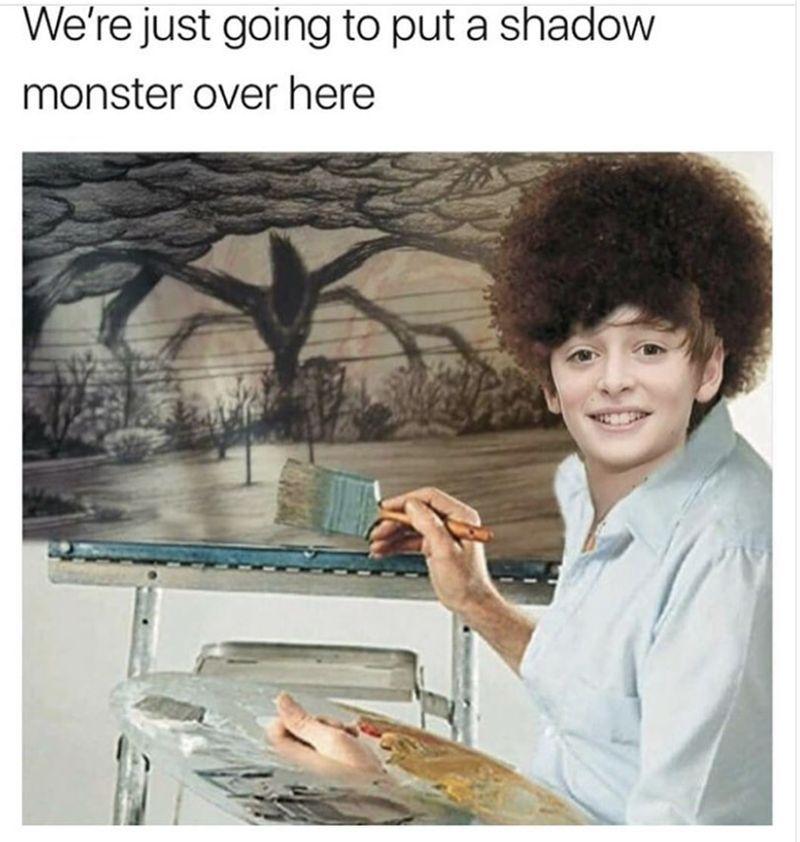 47 'Stranger Things' Memes #strangerdanger