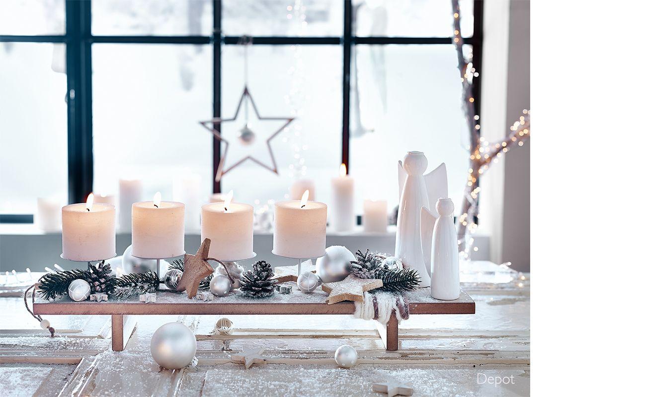depot weihnachten adventskranz weihnachten. Black Bedroom Furniture Sets. Home Design Ideas