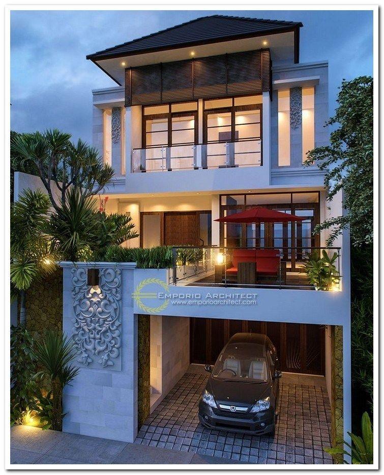 30 Best Modern Dream House Exterior Designs You Will Amazed Dreamhouse Bestexteriordesigns Bestmodernhou Bali House Modern House Exterior Architecture House