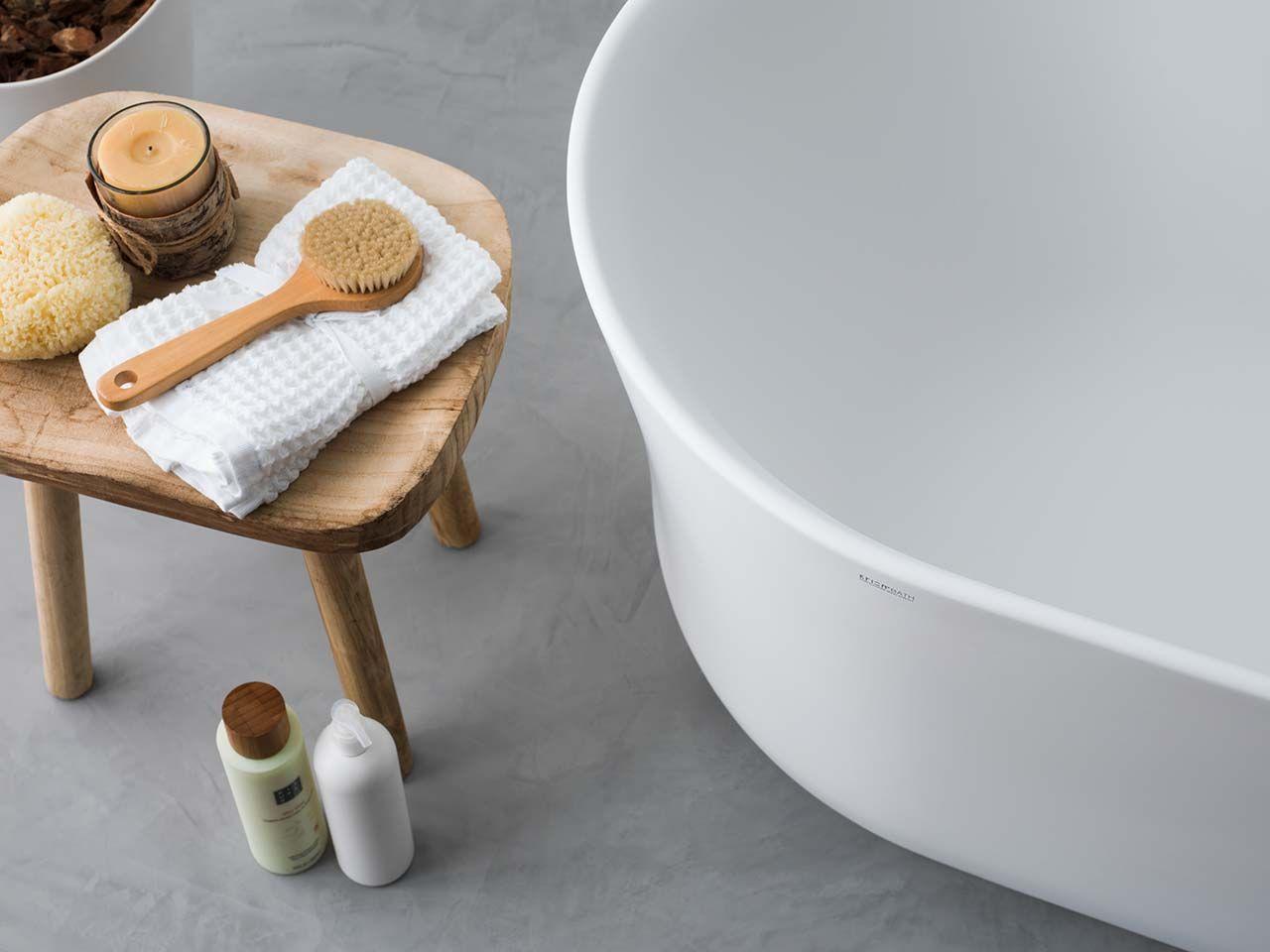 ARCH Bathtub - KRION BATH