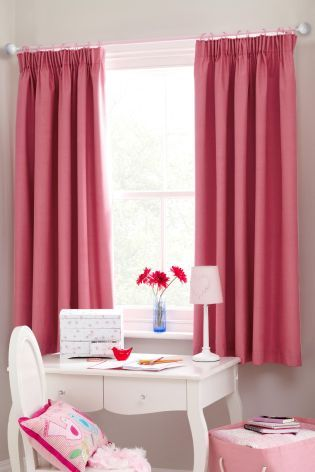 Genial Buy Pencil Pleat Blackout Curtains From The Next UK Online Shop