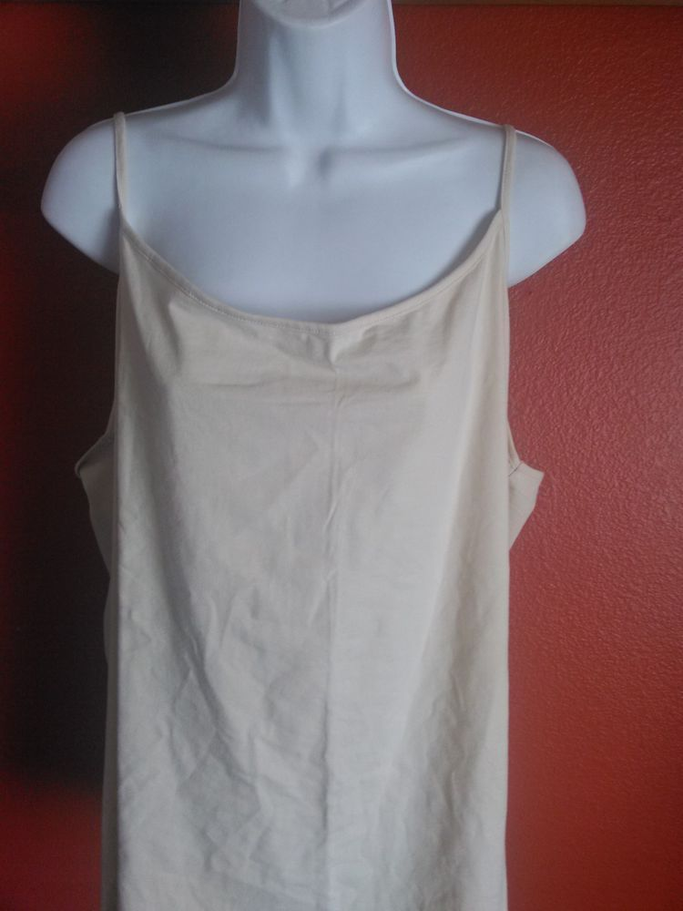 d9f69c81d803bb FADED GLORY WOMENS CAMI SIZE 4 X LARGE (26W-28W) NEW WITH TAGS  fashion   clothing  shoes  accessories  womensclothing  tops (ebay link)