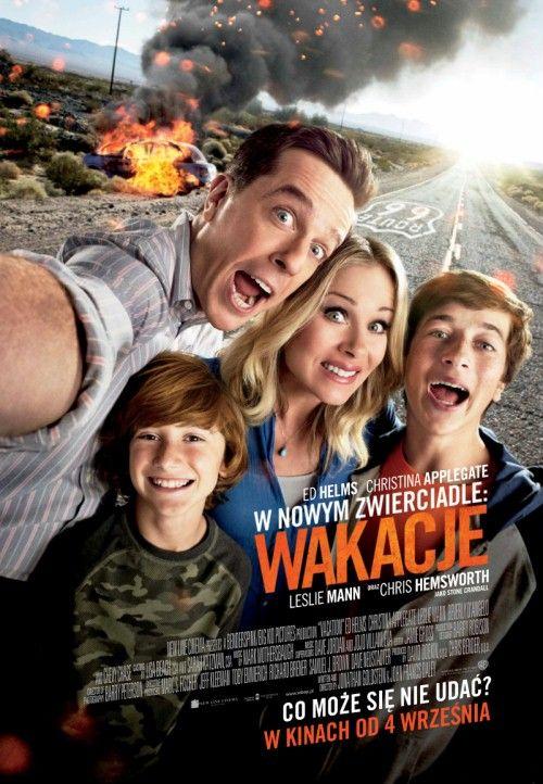 W nowym zwierciadle Wakacje / Vacation Vacation movie
