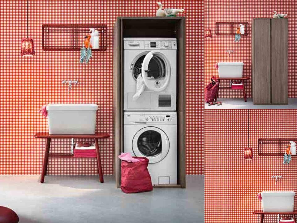 Mobile porta lavatrice e asciugatrice decoraci n pinterest asciugatrice google e lavanderia - Mobile per lavatrice e asciugatrice ...