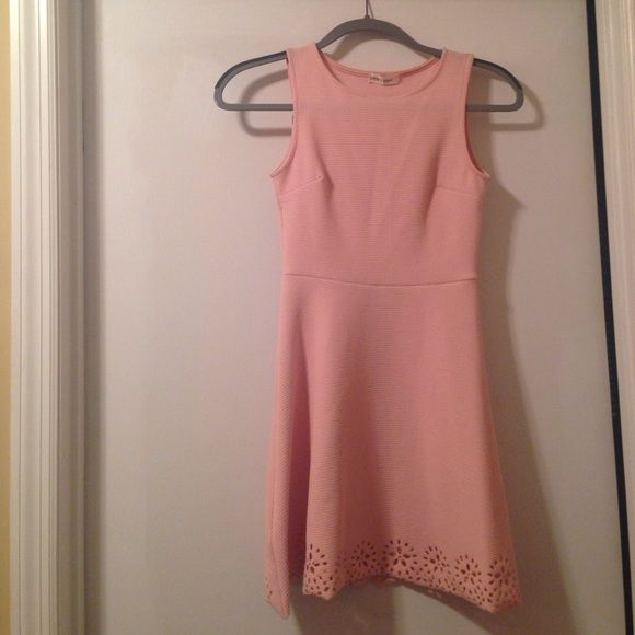 Dress Pink color. Extra small. 96% polyester. 4% spandex. Never worn before. Short in length. Never worn. Dresses Mini