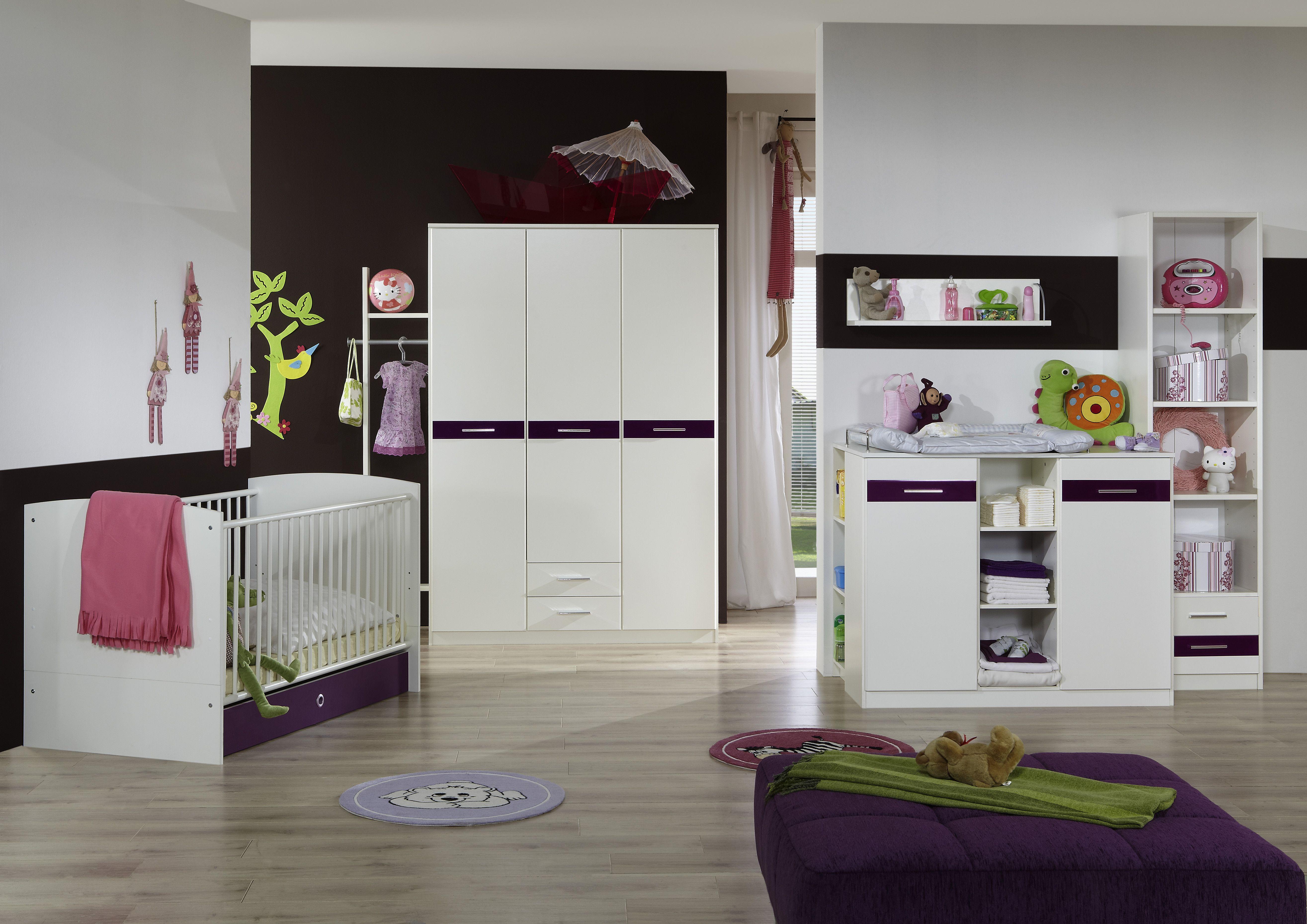 pin by ladendirekt on kinderbetten babyzimmer m bel babyzimmer kinderbett. Black Bedroom Furniture Sets. Home Design Ideas