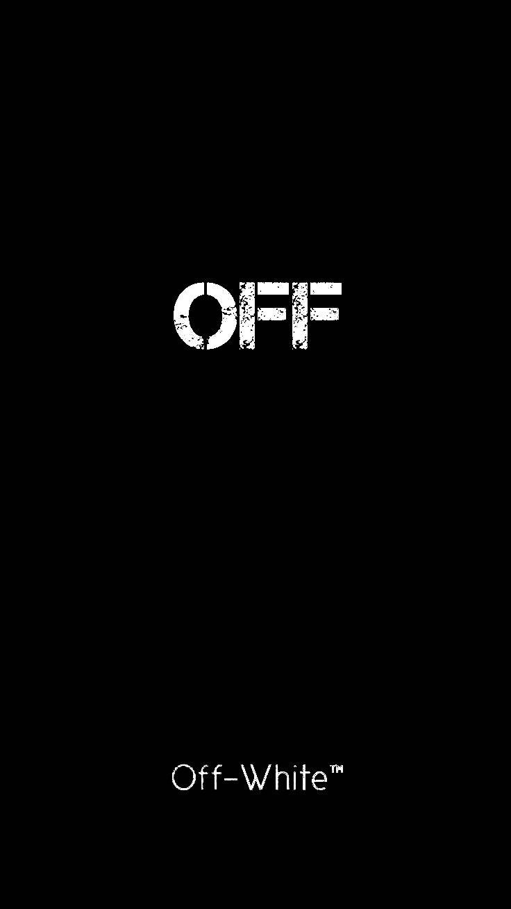 •OFF-WHITE• | Wallpaper di 2019 | Pinterest | Fond ecran, Ecran iphone, dan Fond ecran iphone
