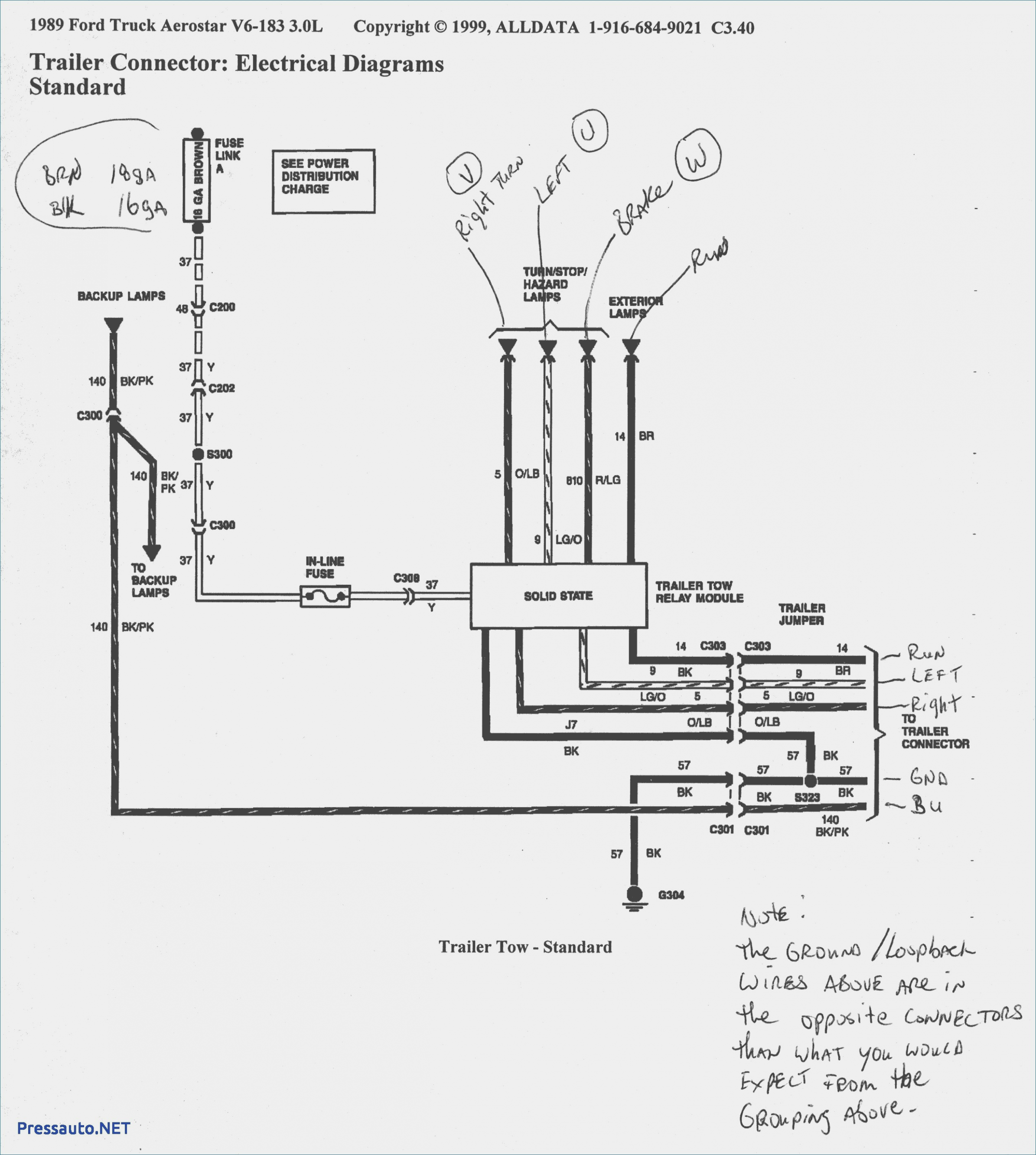 7 Pin Rv Wiring Diagram Also Ford F 250
