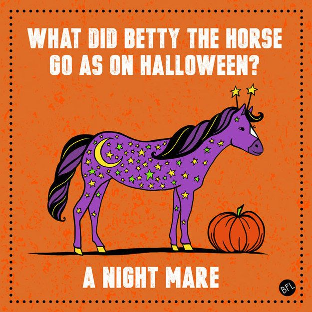 This One About Costumes 13 Halloween Themed Dad Jokes That Are So Bad Theyre Actually Good