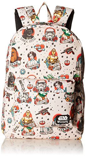 Loungefly Star Wars Tattoo Flash Print Backpack STBK0004 ... https   www 4164c1f0fa42b