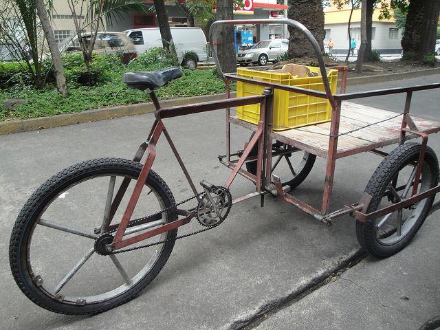 Diy Cargo Trike Home Made Cargo Tricycle Cargo Bike Trike