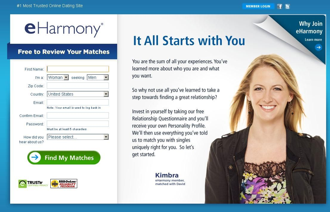 Save On Eharmony Today With Our Coupon Codes Below And Get A Free Personality Profile Now Dating Sites Eharmony Online Dating