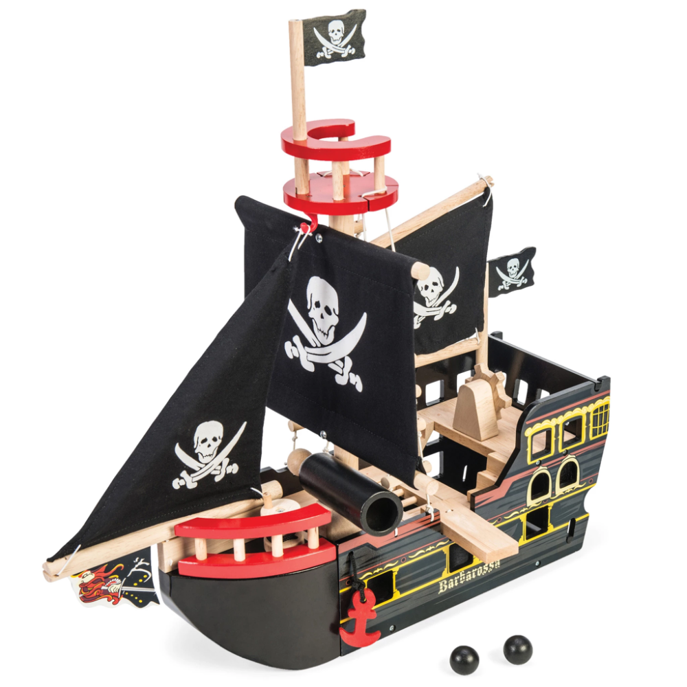 Barbarossa Pirate Ship Pirate Ship Traditional Toys Imagination Toys