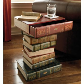 Table Made Of Books   Google Search