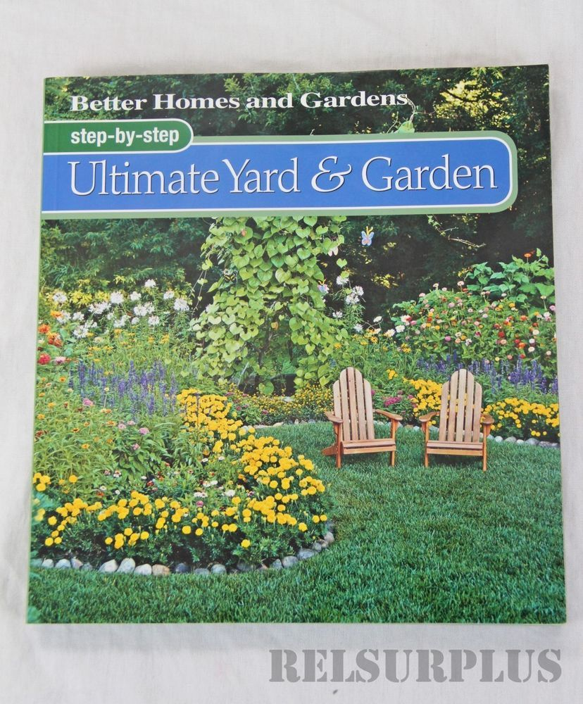 10146bdf332f26918c0066f7932011ac - Better Homes And Gardens Step By Step Landscaping
