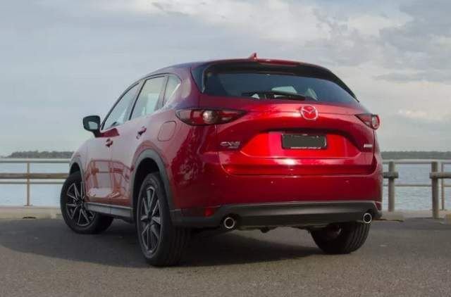 2019 Mazda Cx 5 Turbo Rear Best Suvs Pinterest Mazda Cars And