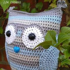 Haakpatroon Uiltje Owl Crafts Amigurumi Crochet Free Crochet