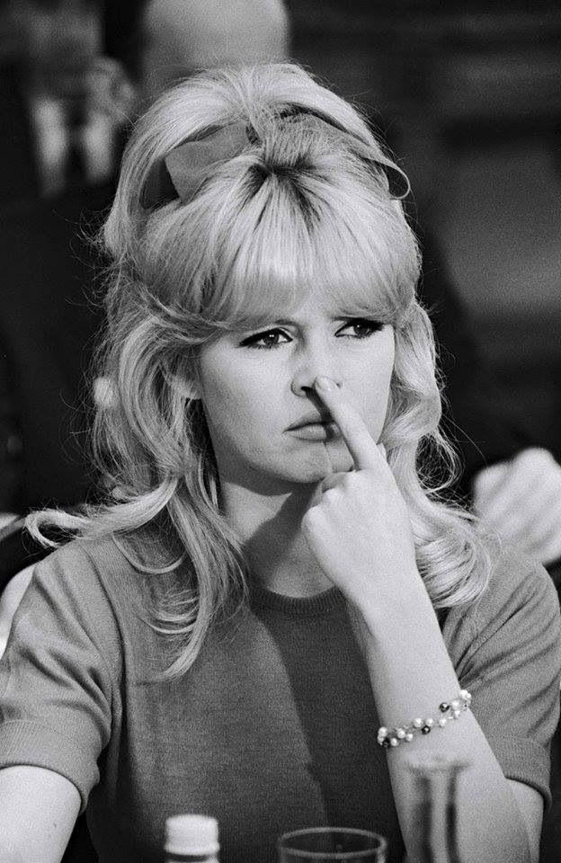 Beauty: Brigitte Bardot Inspired Hairstyles Lately