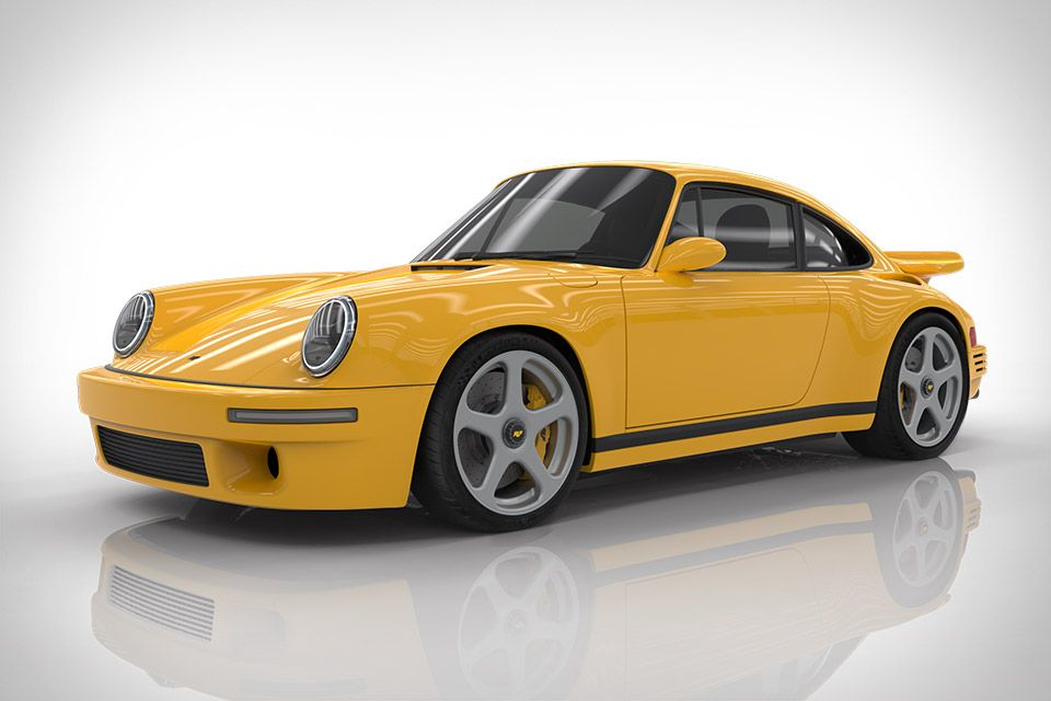 Ruf Automobile made its name building cars on unmarked Porsche ...