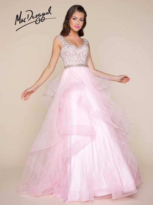 Ball Gowns by Mac Duggal 65832H Mac Duggal Ball Gowns Lillian\'s Prom ...