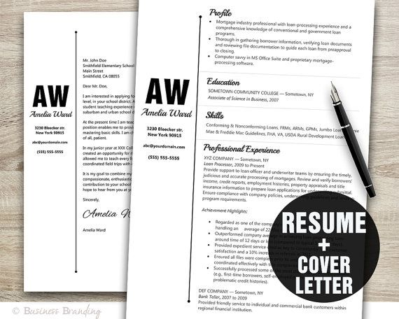 Contemporary Resume Templates Classy Design Resume Template  Cv Template Businessbranding .