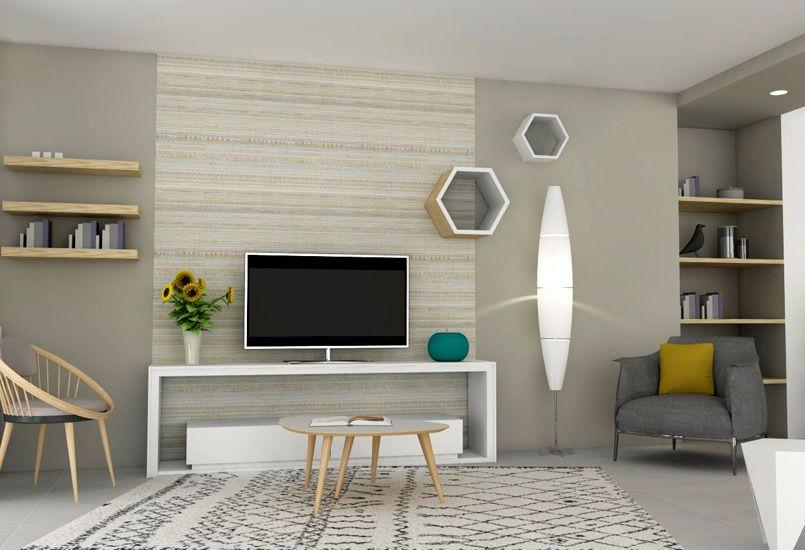 h ritage familial marion lano architecte d 39 int rieur et d coratrice lyon salons. Black Bedroom Furniture Sets. Home Design Ideas