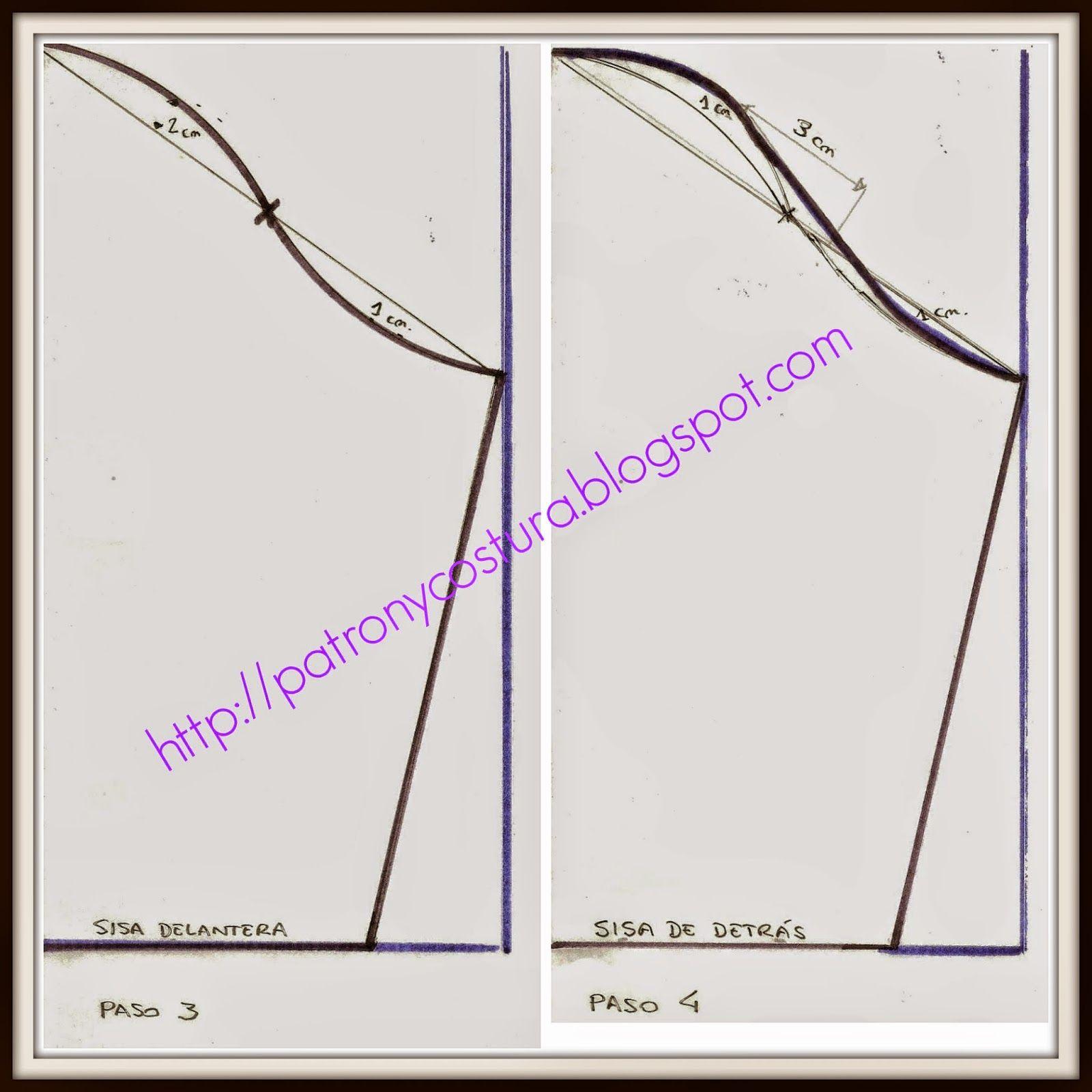 Pin de Rosa Nelly basombrio galvez en Patrones | Pinterest | Costura ...