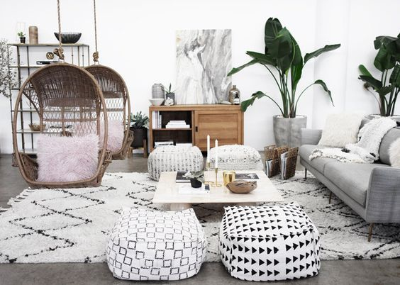 Effortless Chic And Luxe Interiors