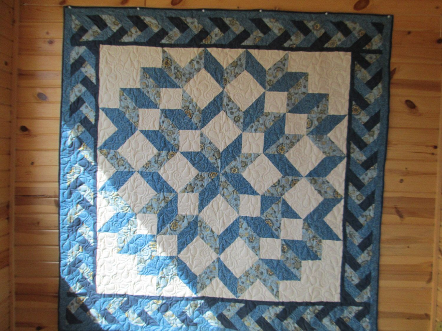 Pin By Candy Perry On Color N Design Quilts I Love Blue