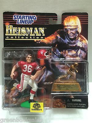 Tas008374 Nfl Starting Lineup Football Figure Steve Owens The Angry Spider Vintage Toys Collectibles Store Lineup Owen Football