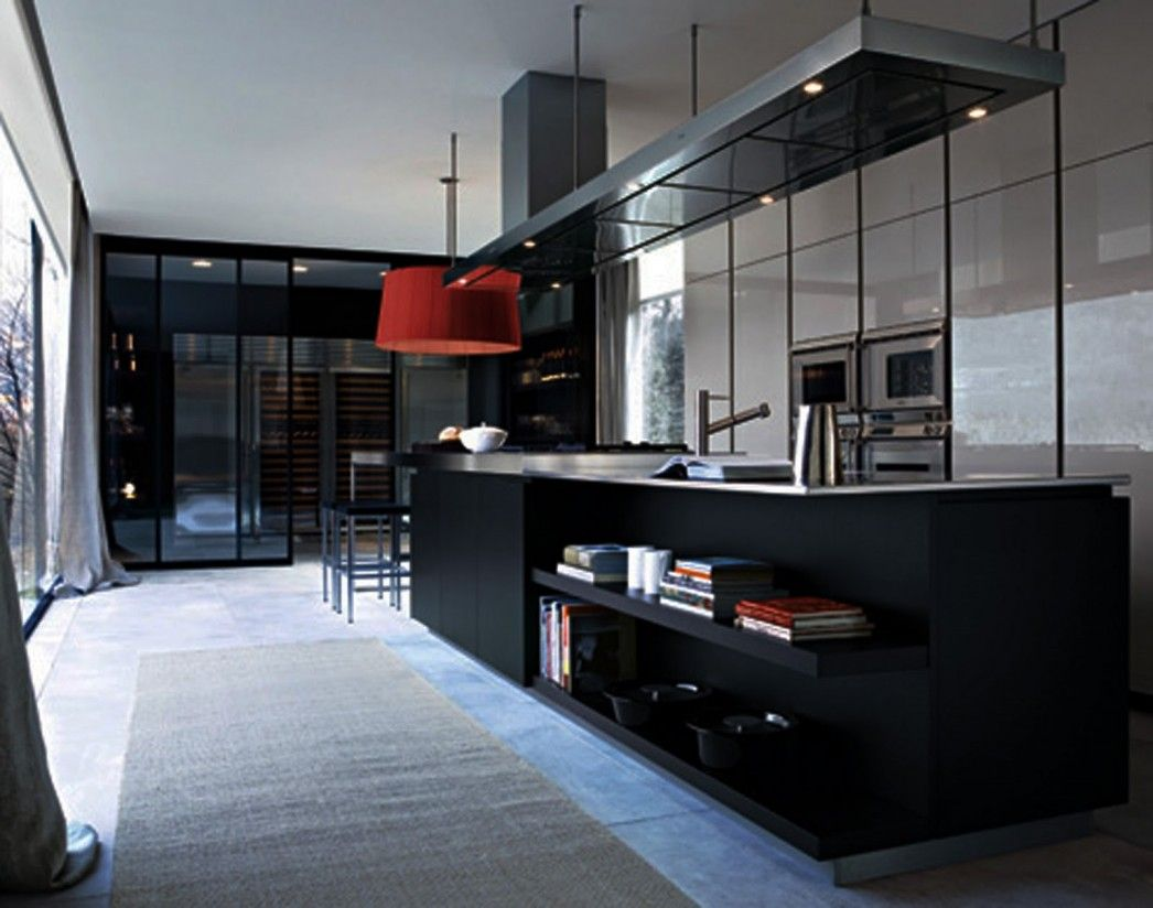 Luxury modern kitchens decor design concept luxury modern for Luxury contemporary kitchens