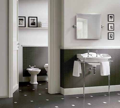Piastrelle Devon E Devon.Devon Devon Consolle Boston Villa2 White Bathroom Decor White