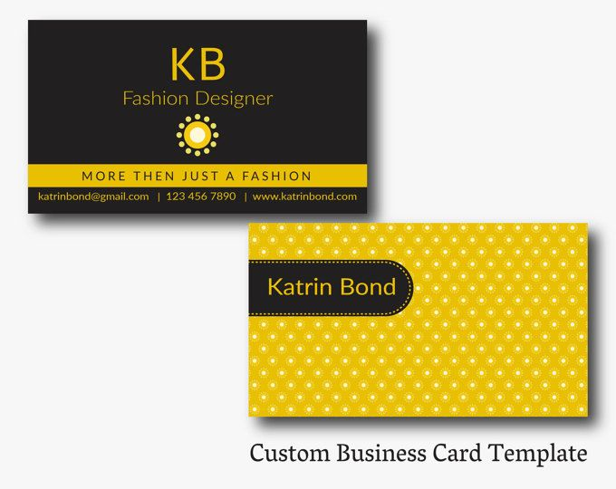 Business card template calling cards by gmbusinesscard on etsy business card template calling cards by gmbusinesscard on etsy cheaphphosting Image collections
