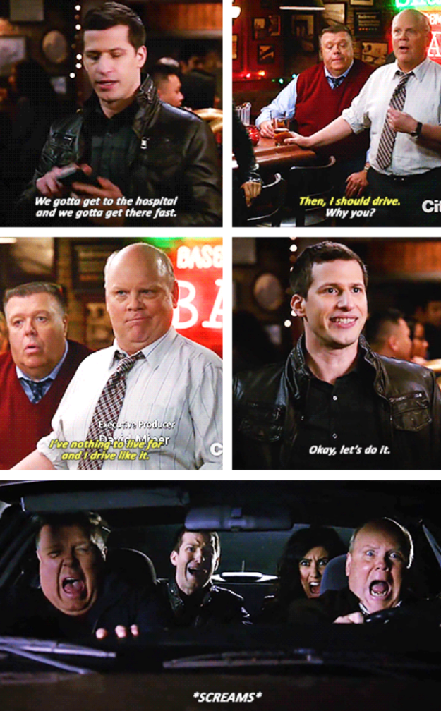 "New Funny Things Literally Just 21 Fucking Funny Things From ""Brooklyn Nine-Nine"" Literally Just 21 Fucking Funny Things From ""Brooklyn Nine-Nine"" 2"