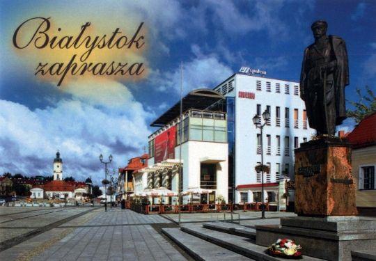 Białostockie pocztówki - BIAŁYSTOK