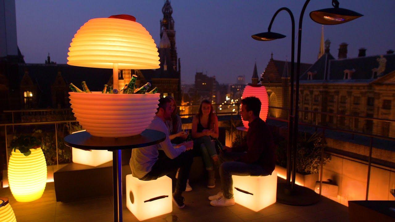 The Movie Nikki Amsterdam Novelty Lamp Paper Lamp Lamp
