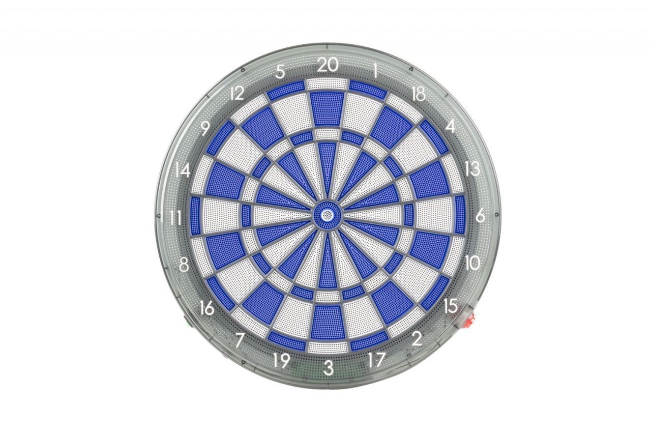 Smartness Online Connect Dartboard Sigma 301 Schwarz Bluetoothtechnology Dart Board Connection Sigma