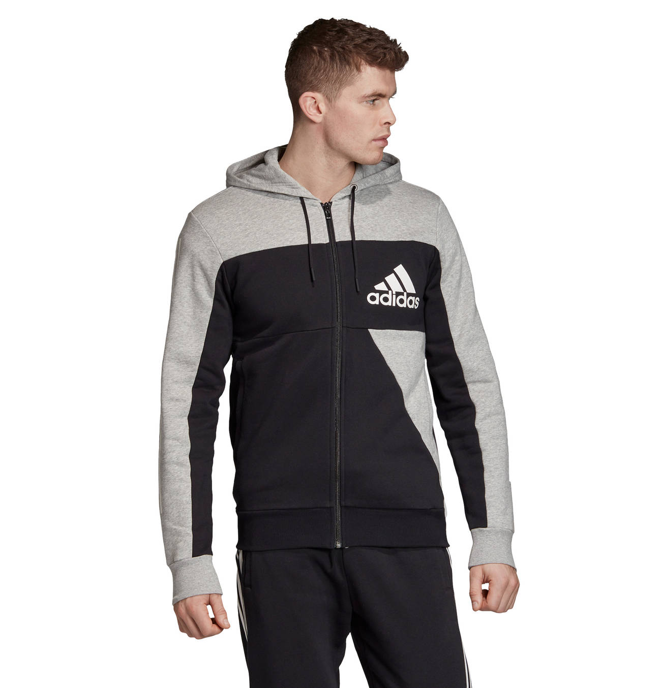 adidas Performance Sweatjacke »Sport ID Kapuzenjacke« Sport ID online kaufen | OTTO