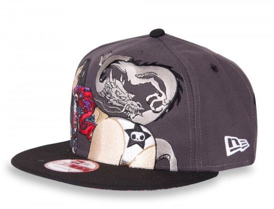 2ffaf0afe Dragon Tamer Snapback Cap by TOKIDOKI   Snapback Caps   Snapback cap ...