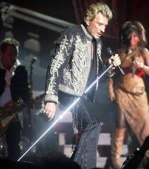 Johnny Hallyday : Trois concerts au Stade de France pour ...
