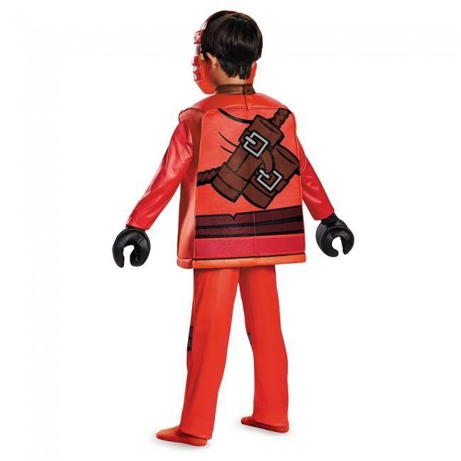 6 L 10-12 Boy/'s Fun World Ninja Fighter Outfit Halloween Costume Sizes S