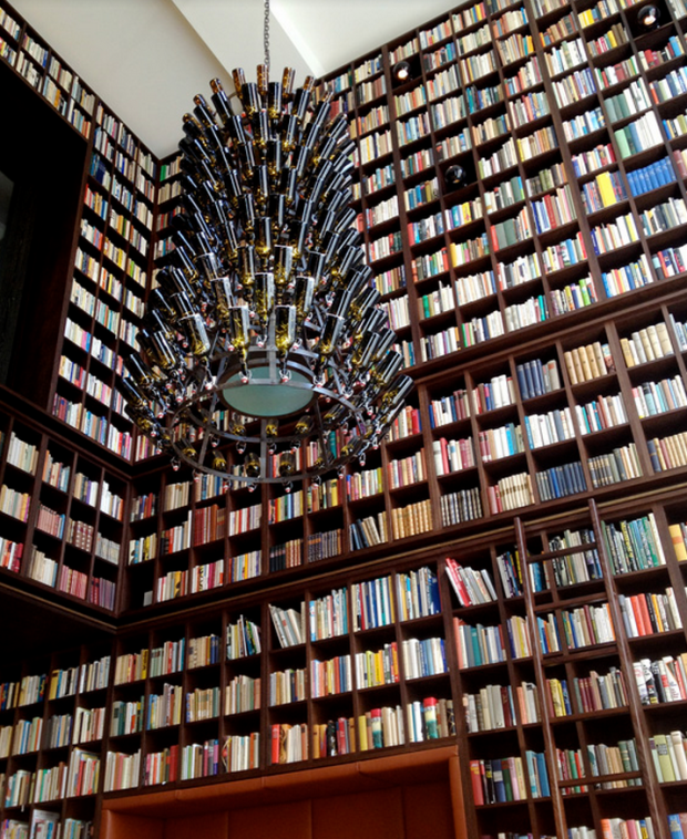 50 Absolutely Amazing Bookshelves - Airows