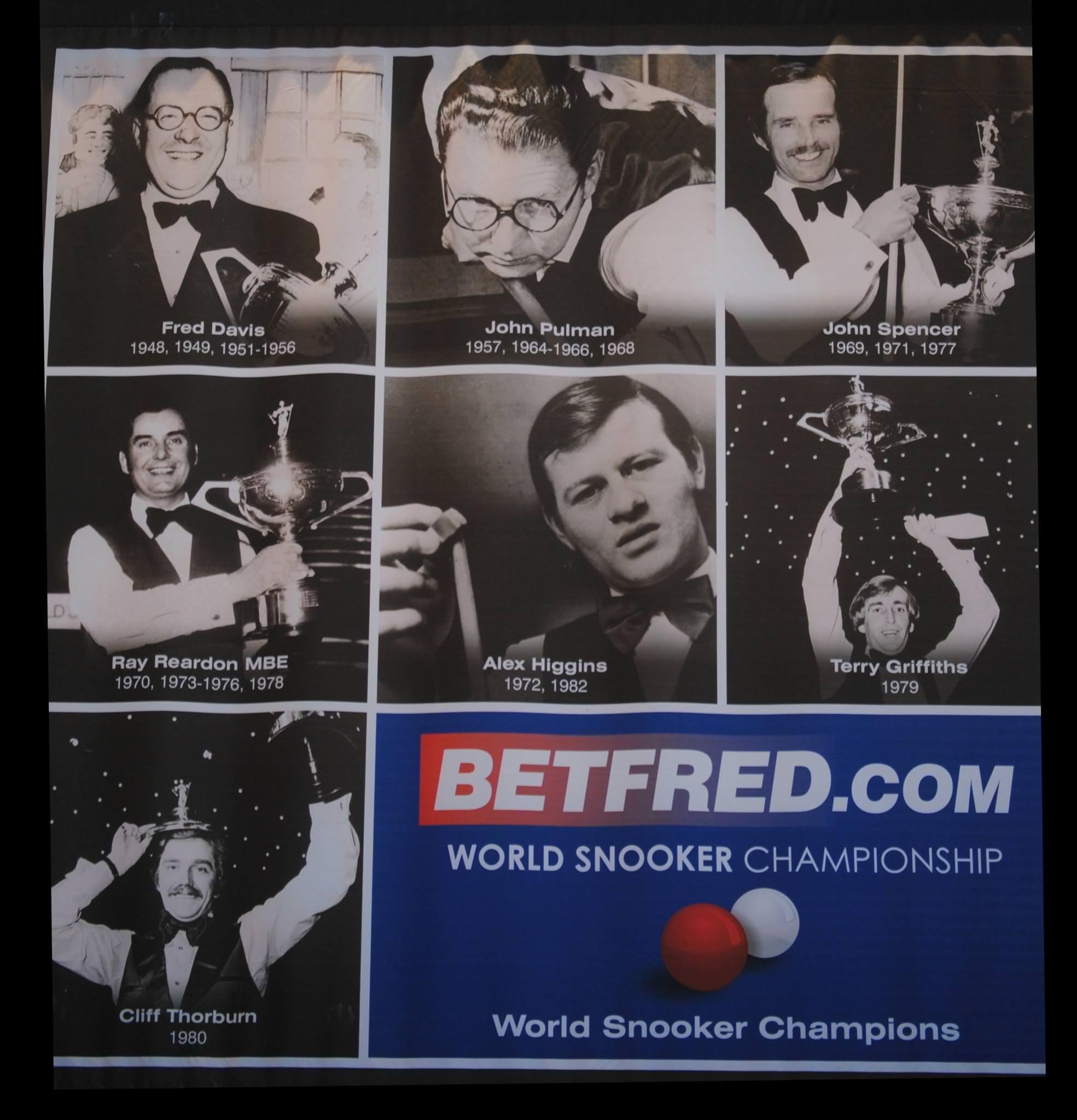 1948 World Snooker Championship