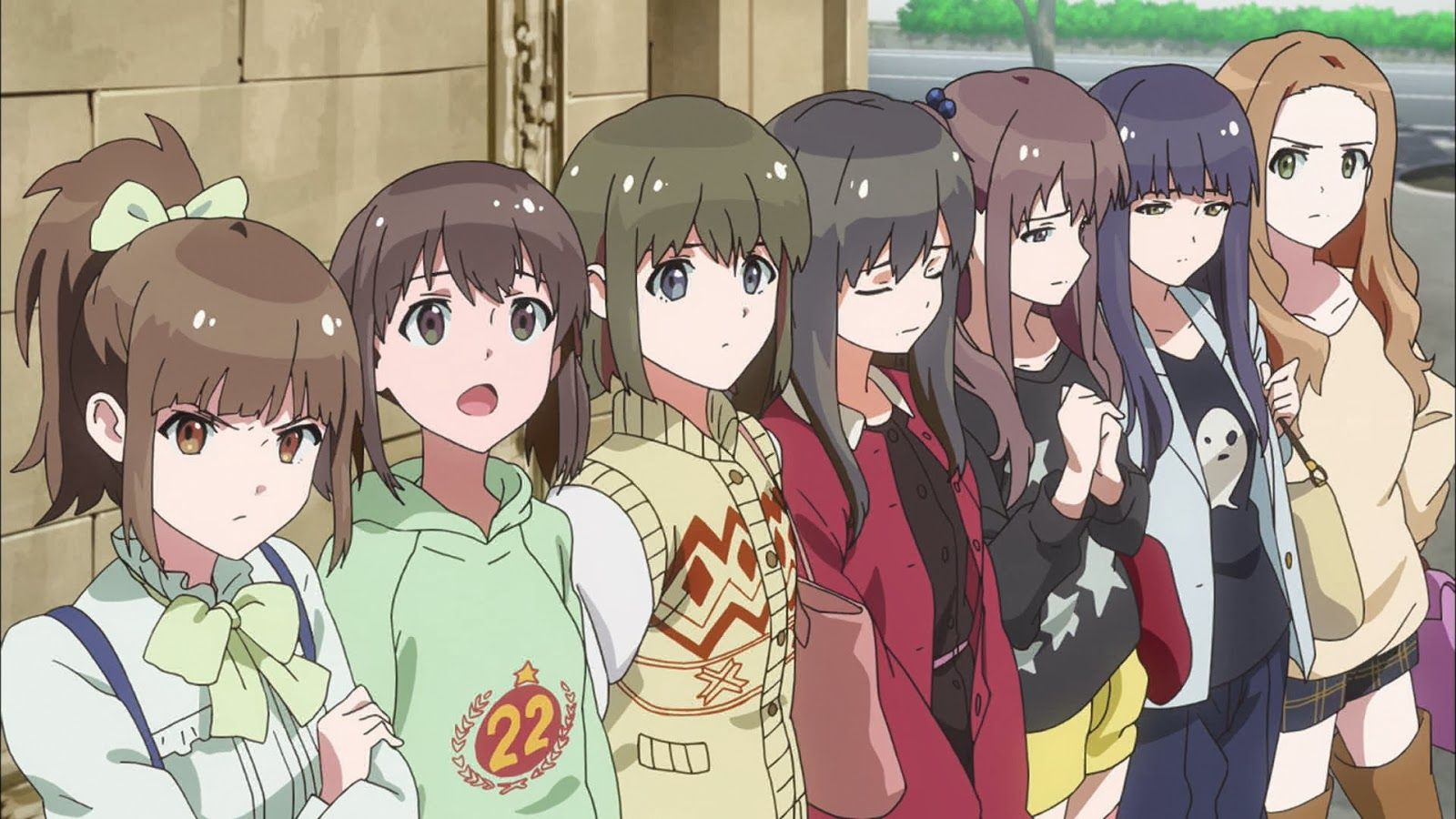 Wake Up Girls Bilibili Anime